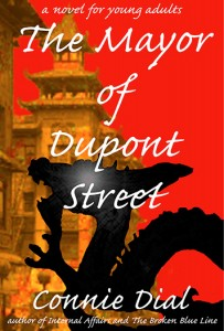 Connie Dial's The Mayor of Dupont Street (cover)